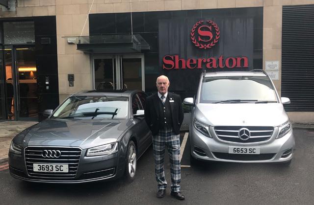 Sheraton, Edinburgh