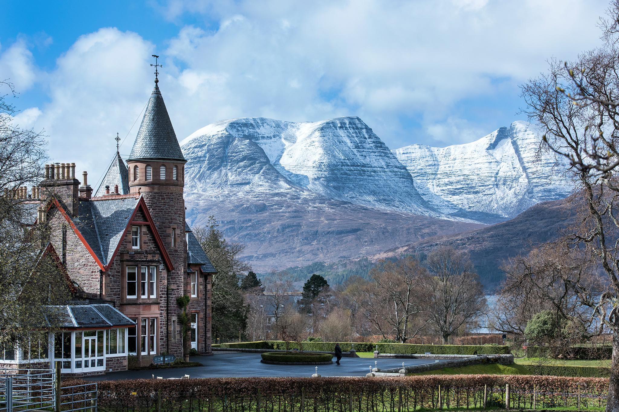 best hotels scotland